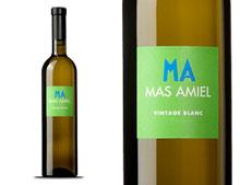 MAS AMIEL MAURY VINTAGE BLANC 2013