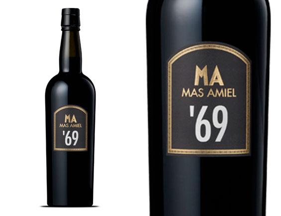 MAS AMIEL MAURY MILLESIME 1969