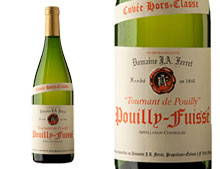 DOMAINE FERRET POUILLY FUISSÉ HORS CLASSE TOURNANT DE POUILLY 2013