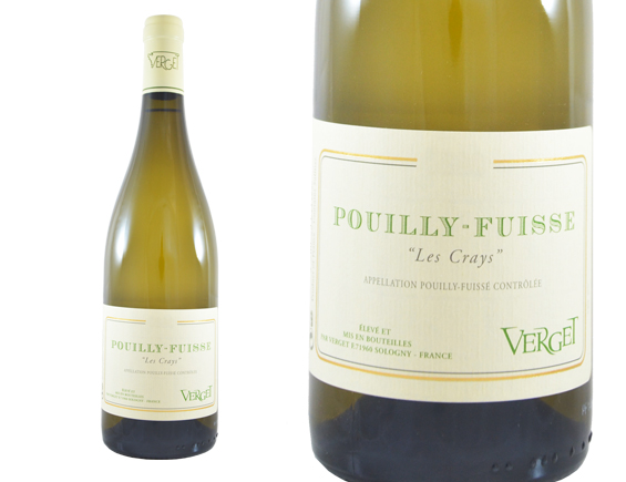 VERGET POUILLY FUISSÉ LES CRAYS BLANC 2014