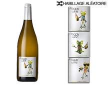 DOMAINE PIERRE LUNEAU-PAPIN FROGGY WINE BLANC 2015