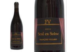FRANCOIS VILLARD SEUL EN SCÈNE ROUGE 2014