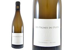 DOMAINE ALQUIER FAUGÈRES LES VIGNES DU PUITS BLANC 2014