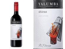 YALUMBA Y SERIES SHIRAZ 2014