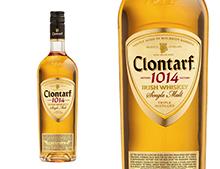 WHISKY CLONTARF 1014 SINGLE MALT ETUI