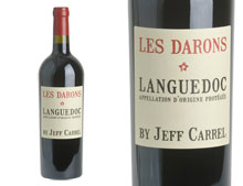 LES DARONS BY JEFF CARREL ROUGE 2015