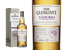WHISKY THE GLENLIVET NADURRA PEATED ETUI