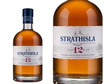 WHISKY STRATHISLA 12 ANS ÉTUI