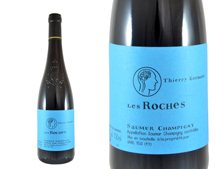 DOMAINE DES ROCHES NEUVES - THIERRY GERMAIN LES ROCHES ROUGE 2016