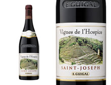 GUIGAL SAINT-JOSEPH VIGNES DE L'HOSPICE 2014