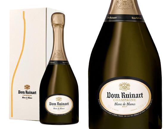 CHAMPAGNE DOM RUINART BLANC COFFRET 2006