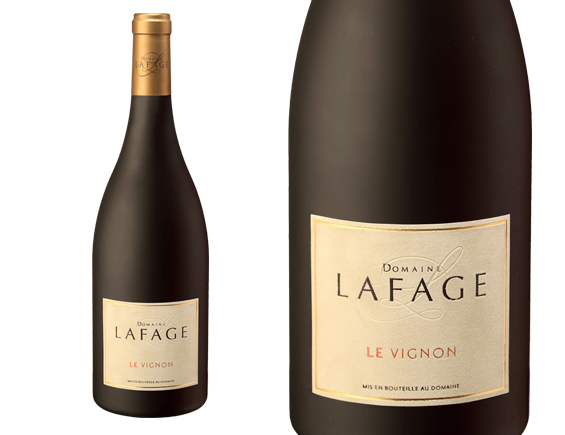 DOMAINE LAFAGE LE VIGNON ROUGE 2012