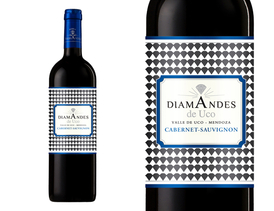 DIAMANDES DE UCO CABERNET SAUVIGNON 2014