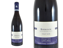 DOMAINE ANNE GROS BOURGOGNE ROUGE 2015