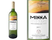 MINNA VINEYARD BLANC 2011