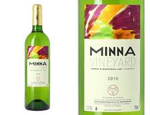 MINNA VINEYARD BLANC 2010