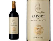 SARGET DE GRUAUD-LAROSE 2016