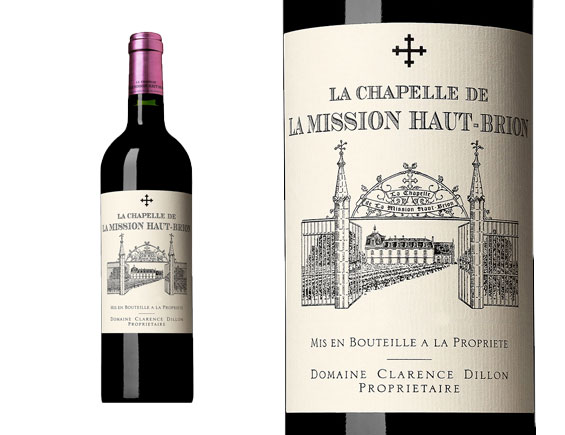LA CHAPELLE DE LA MISSION HAUT-BRION 2016