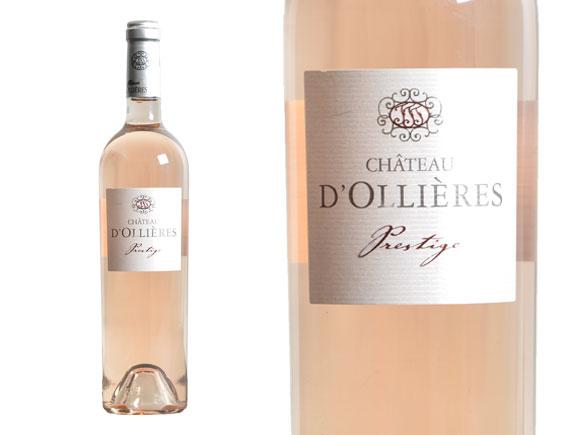 CHÂTEAU D'OLLIÈRES PRESTIGE ROSÉ 2016