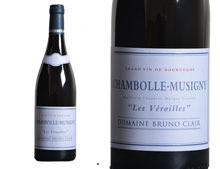 DOMAINE BRUNO CLAIR CHAMBOLLE-MUSIGNY LES VÉROILLES ROUGE 2015