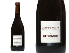 DOMAINE LORENZON MERCUREY 1ER CRU CHAMPS MARTIN ROUGE 2015