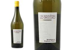 DOMAINE STÉPHANE TISSOT ARBOIS CHARDONNAY LES BRUYÈRES 2015