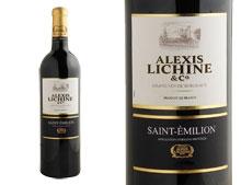 ALEXIS LICHINE & CO SAINT-ÉMILION 2015