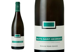 DOMAINE HENRI GOUGES NUITS ST GEORGES 2015