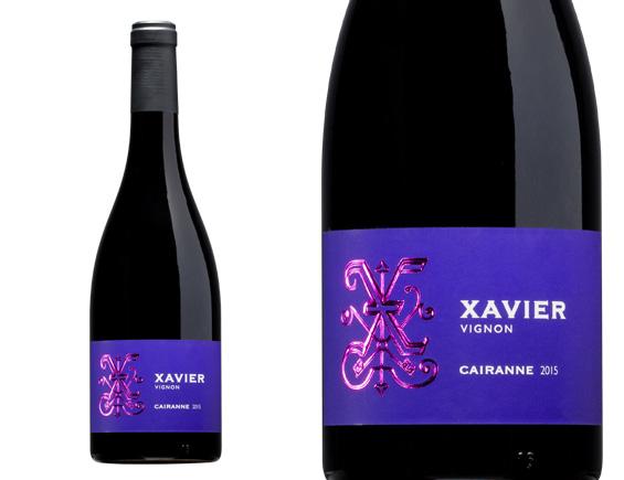 XAVIER VINS CAIRANNE 2015
