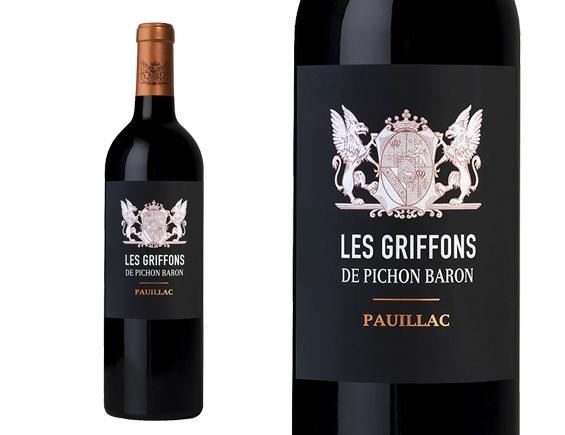 LES GRIFFONS DE PICHON BARON 2015