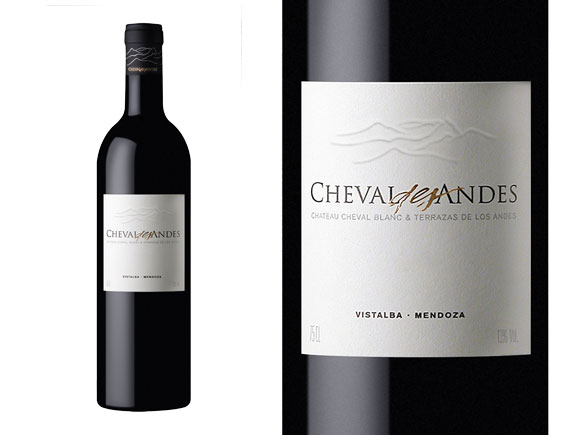 CHEVAL DES ANDES ROUGE 2013