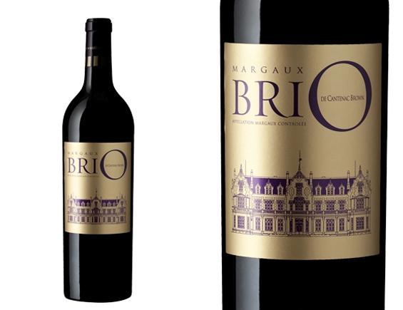 BRIO DU CHÂTEAU CANTENAC-BROWN 2009
