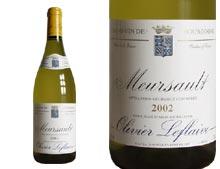 MEURSAULT blanc 2002