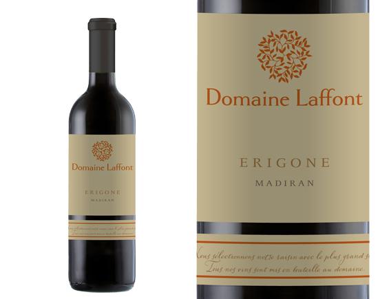 DOMAINE LAFFONT MADIRAN CUVEE ERIGONE 2014