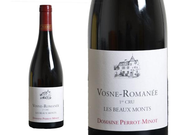 DOMAINE PERROT-MINOT VOSNE-ROMANEE 1ER CRU LES BEAUX MONTS 2016