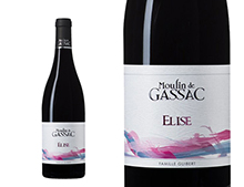MOULIN DE GASSAC ELISE ROUGE 2016