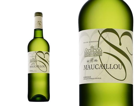 LE B PAR MAUCAILLOU BLANC 2017