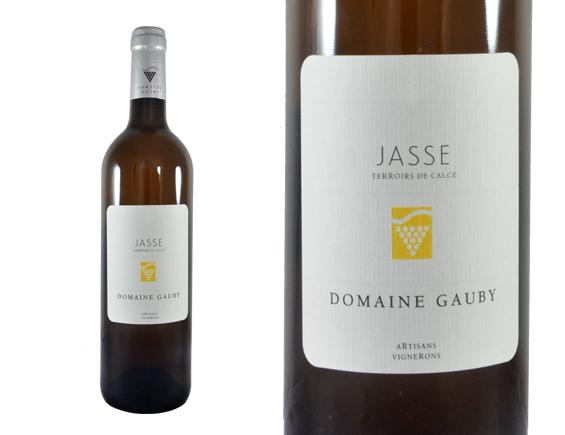 DOMAINE GAUBY LA JASSE BLANC 2017