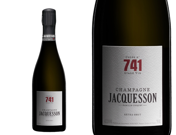 CHAMPAGNE JACQUESSON CUVÉE N°741