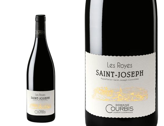 DOMAINE COURBIS SAINT-JOSEPH LES ROYES ROUGE 2016