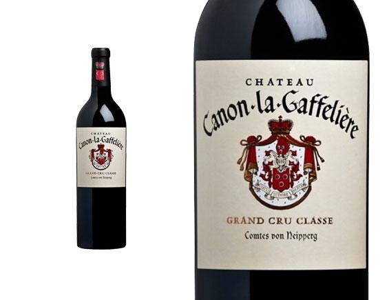 CHÂTEAU CANON LA GAFFELIERE 2018