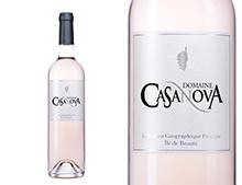 DOMAINE CASANOVA GRIS ROSÉ 2018