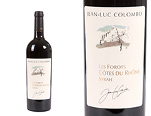JEAN-LUC COLOMBO LES FOROTS ROUGE 2016