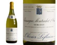 OLIVIER LEFLAIVE CHASSAGNE-MONTRACHET 1er Cru ''Morgeot'' blanc 2003