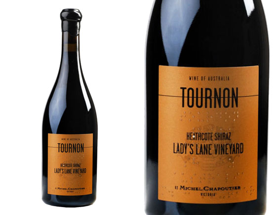 CHAPOUTIER AUSTRALIE DOMAINE TOURNON LADY'S LANE SHIRAZ 2018