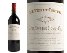 LE PETIT CHEVAL rouge 2003, Second vin du Château Cheval Blanc