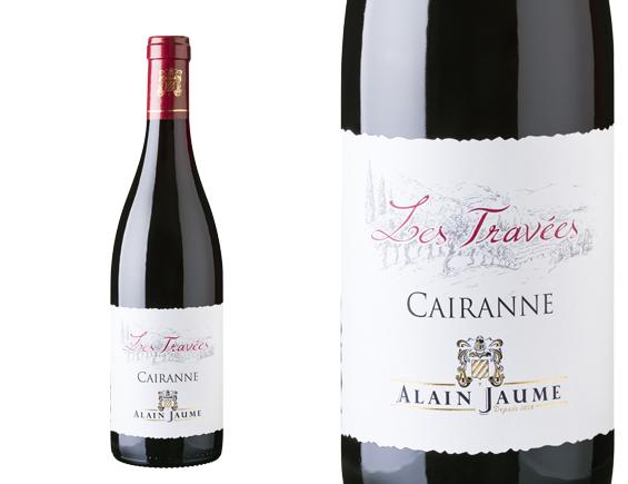 ALAIN JAUME LES TRAVÉES CAIRANNE 2015
