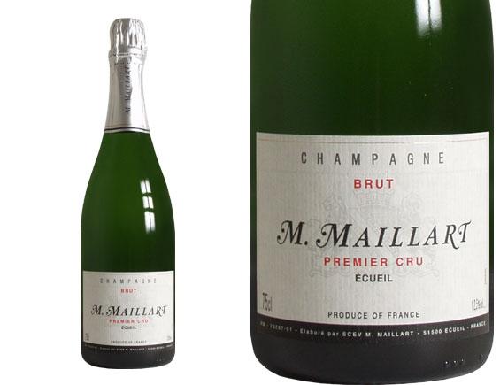 Champagne MAILLART Brut Premier Cru