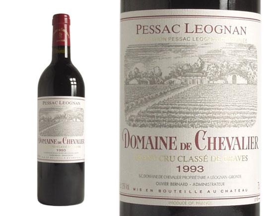 DOMAINE DE CHEVALIER rouge 1993, Cru Classé de Graves