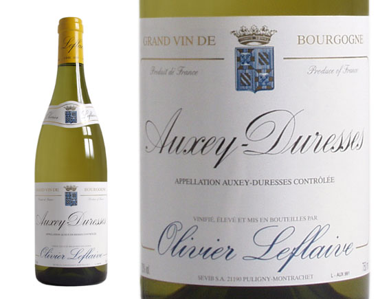 AUXEY-DURESSES blanc 2004
